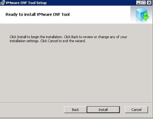 Installing vSphere Replication 6 5 using OVF Tool - vSphere Arena
