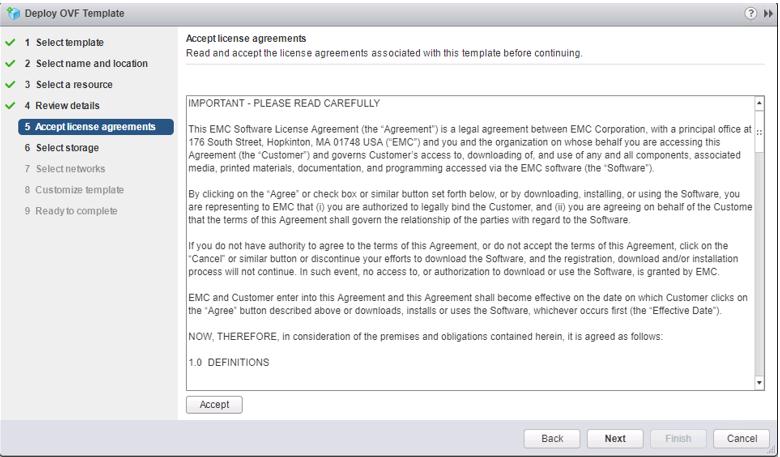 Step by Step Procedure on Installing EMC VSI 7 3 in vCenter